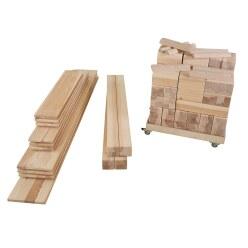 Parcours d'activité gymnique Møte Accessoire Fritid « Planches et blocs »