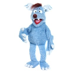 "Living Puppets Handpop ""Woozle Goozle"""