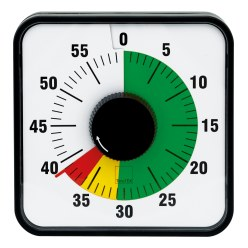 "TimeTex Tijdklok ""automatisch"" Tafel/ wandmodel"