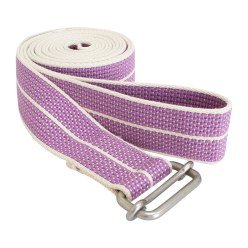 "Sport-Thieme Yoga-Gordel ""Purple"""