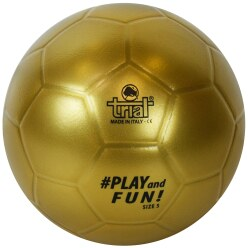 Ballon de football Trial « Gold Soccer »