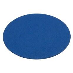 Sport-Thieme Bodemmarkering Blauw, Schijf, ø 23 cm