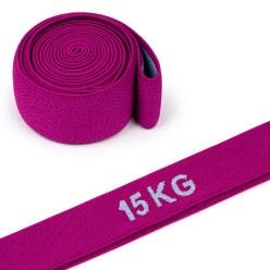 Sport-Thieme Bande de résistance textile élastique « Ring »
