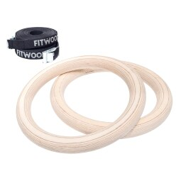 "Fitwood Gym Ringen ""Adult"""