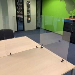 Jalema Set modulaire transparante panelen