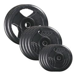 Kit de disques en caoutchouc de compétition Sport-Thieme®, 50 kg