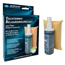 Donic Schildkröt Reinigingsset voor tafeltennisbat rubbers