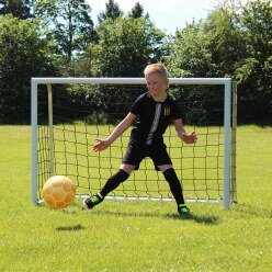Sport-Thieme Mini trainingsdoel met inklapbare netbeugels