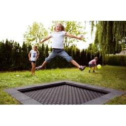 Trampoline pour enfant Eurotramp® «Playground»