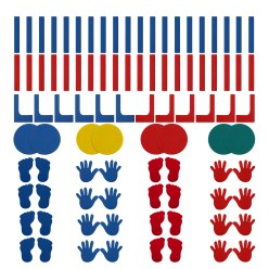 Sport-Thieme® Grondmarkeringsset II