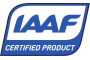 IAAF Certified Product