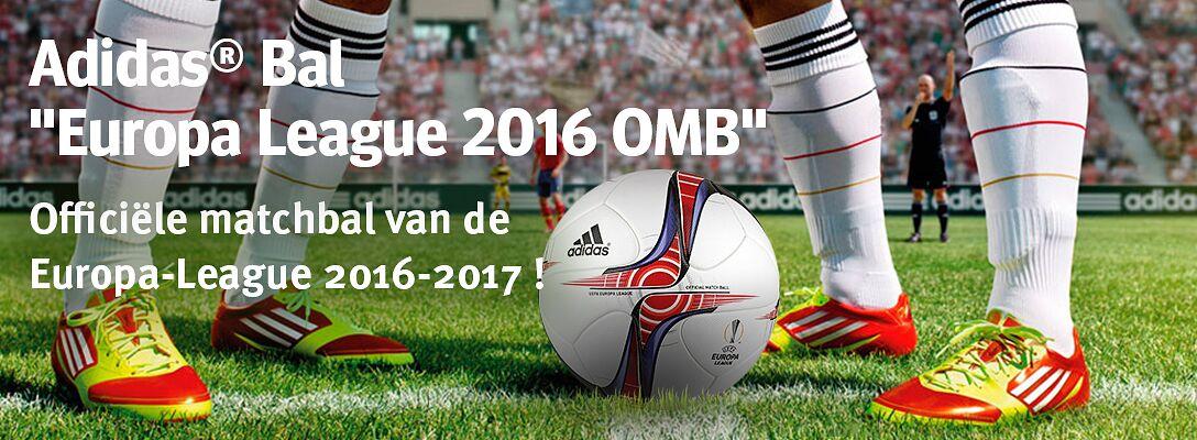 "Adidas® Bal ""Europa League 2016 OMB"""