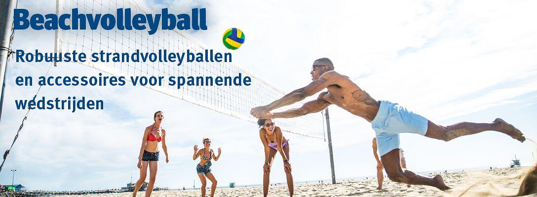 Beachvolleyball: robuuste strandvolleyballen