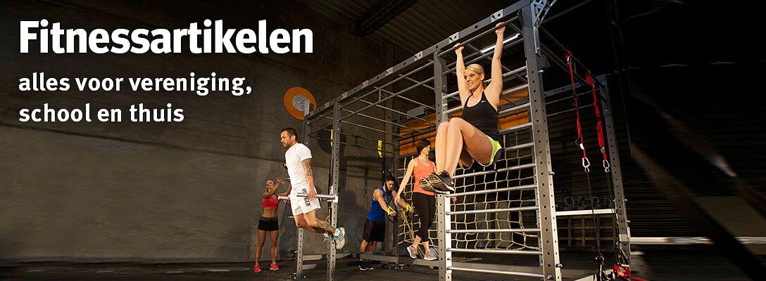 Fitnessartikelen – alles voor vereniging, school en thuis