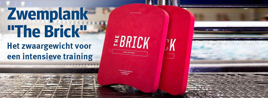 Zwemplank The Brick: nu  kopen!