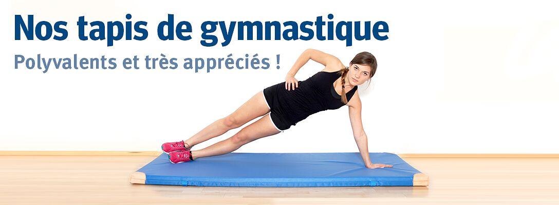Tapis de gymnastique – polyvalents et très appréciés