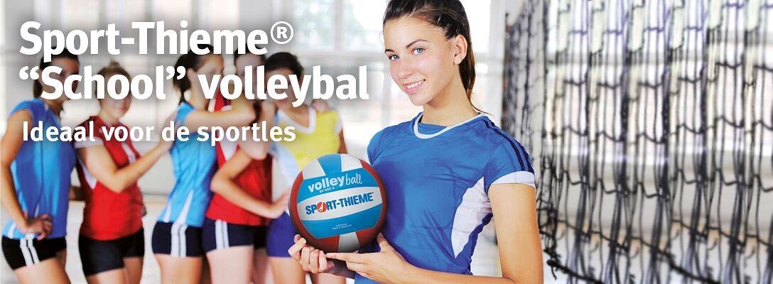 """Sport-Thieme """"School"""" volleybal"""