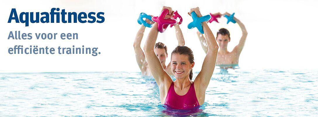 Aquafitness- een efficiënte training
