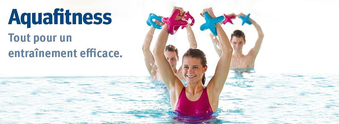 Aquafitness -  un entraînement efficace