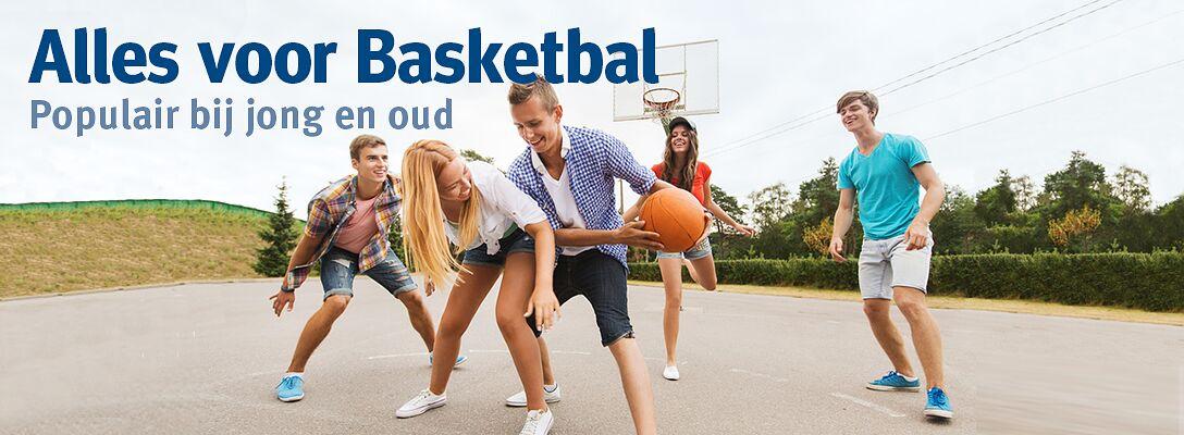 Alles voor basketbal