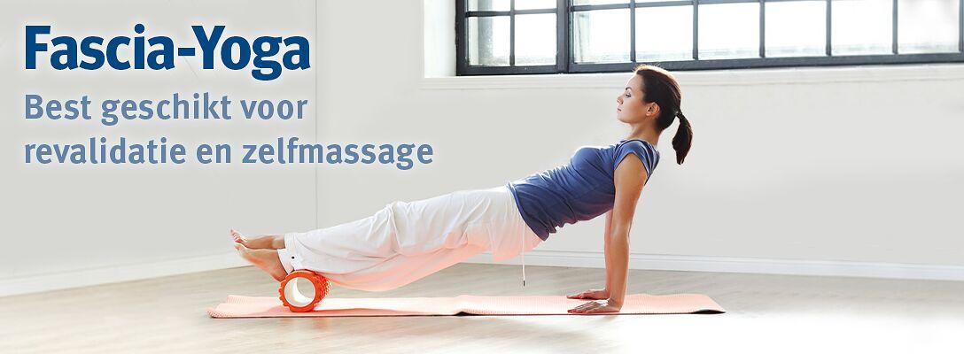Fascia-Yoga: revalidatie en zelfmassage