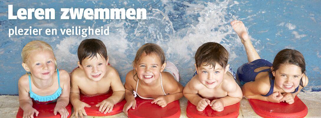 Leren zwemmen: plezier en veiligheid